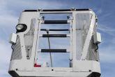 Antenne de détection de lignes électriques aériennes haute tension