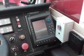 Boîtier au tableau de bord pour détection de lignes électriques aériennes haute tension