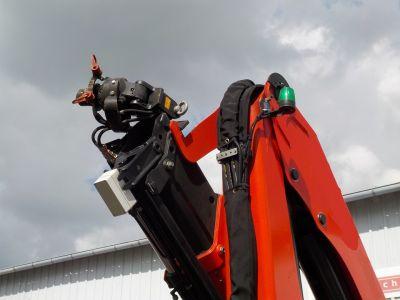 Antenne pour détection de lignes électriques aériennes haute tension